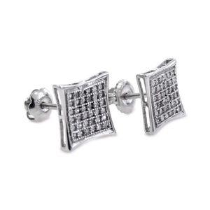 Other - 14 Karat Diamond Men's Studs Earrings
